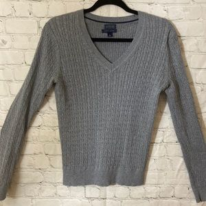 Tommy Hilfiger little cable knit sweater